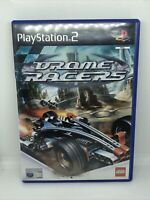 Lego Drome Racers (PS2, 2002) PAL Retro Great Condition Rare