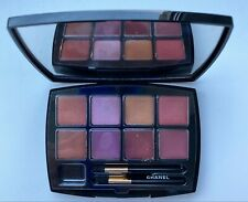 CHANEL AQUALUMIERES WATER MULTI-USE PALETTE EYES CHEEKS LIPS PALETTE VINTAGE