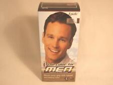 3 PK EPIELLE HAIR COLOR for MEN DARK BROWN COLOR SHAMPOO IN HAIR COLOUR NEW