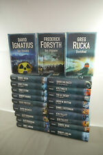 Crime Thriller 21 Volumes Worldview Collector's Edition Baldacci Follett HC Z: 1