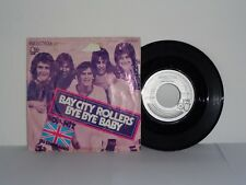 BAY CITY ROLLERS BYE BYE BABY - IT'S... BELL REC 1C006-96393 (STAMPA TEDESCA)