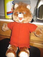 Original World Of Wonder Teddy Ruxpin Bear