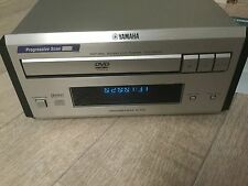Yamaha Pianocraft DVD - Player E600 , silber mit Original FB