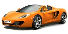 TRUE SCALE MINIATURES 134337 McLAREN MP4 2C SPIDER model Rhd orange 2013 1:43rd
