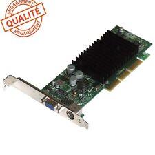 Carte graphique/video AGP 8x Geforce MX440 64MB VGA TV 8903 P118 322891-001 Q2J