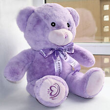 "22"" Purple Lavender(20g) TEDDY BEAR Stuffed Animal Plush&soft Toy Cute Doll gift"