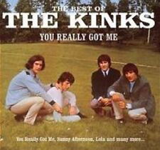 THE KINKS The Best Of You Really Got Me CD BRAND NEW