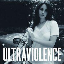 LANA DEL REY - ULTRAVIOLENCE: CD ALBUM (June 16th 2014)