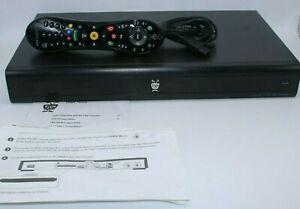 TiVo Premiere XL Series4 Receiver MODEL TCD746320 W/ Remote Control
