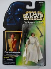 1997 Star Wars POTF Princess Leia Organa Laser Pistol Assault Rifle Figure