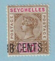 SEYCHELLES 27 MINT HINGED OG*  NO FAULTS EXTRA FINE!