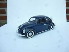 Solido Modellauto 1:18 VW VOLKSWAGEN KEVER/ CONNICILE IN NICE D BLUE EXELLENT