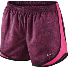NWT Nike Dri-FIT Canopy Tempo Womens Running Short $34 723948-639 Hyper Pink S