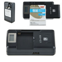 Universal LCD Battery Charger for Nokia 5800 5800T 5800 XpressMusic Nokia BL-5J