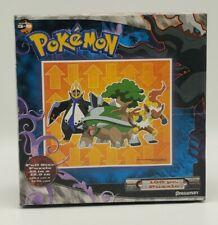 Pressman Pokemon Diamond & Pearl 100 Pc Puzzle New Sealed. #10328 Collectors Set