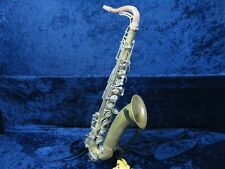Late Model 10M Conn Tenor Saxophone Ser#M44772 with Cut Tone Holes for Overhaul