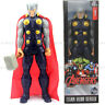 12'' Playskool Marvel Titan Hero THOR The Avengers Legends Action Figure