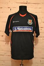 Wales National Team Football Training Shirt Soccer Jersey Champion Size Large