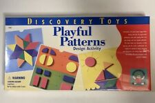 Discovery Toys Playful Patterns Design Activity Play Learning Geometric Shapes