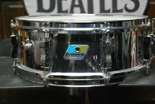Ludwig 5x14  L-600  Snare drum  Chrome over wood