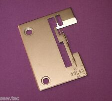 NEEDLE PLATE 4 THREAD  TO FIT SINGER  OVERLOCK/ SERGERS  #550443-452