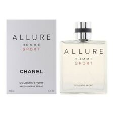 CHANEL ALLURE HOMME SPORT MEN * 5/5.0 oz (150 ml) Cologne Spray * NEW & SEALED