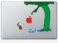 Giving Tree Macbook Stickers Macbook Air / Pro Decals Skin for Macbook decal GT