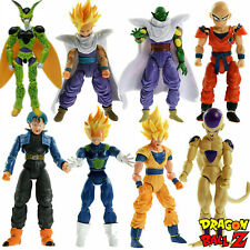 8pcs Dragonball Z Dragon Ball Dbz Joint Movable Action Figures Toy Kid Xmas Gift