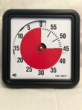 Time Timer Original 7.5� Clock 60 Minute Classroom Meeting Visual Aid Autism P93
