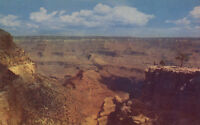 OLD Chrome Postcard A726 Grand Canyon National Park Arizona Color Card Roberts