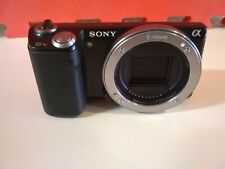 Sony Alpha NEX-5N 16.1 MP Digital Camera  **For Parts or Repair** Wont power on