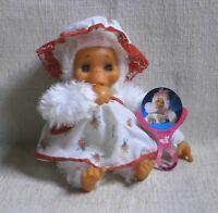 """ TSITSIS "" Used Doll ZAVOLAKIA MADE IN GREECE by el greco GREEK VTG RARE 80s"