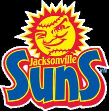 Jacksonville Suns 1962-2016 Minor League Baseball Mens Polo XS-6XL, LT-4XLT New