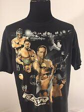 WWE Wrestling John Cena Shawn Michaels Batista Rey Mysterio T Shirt XL