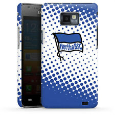 Samsung Galaxy S2 Plus Premium Case Cover - Halftone