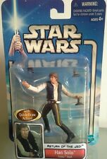 "Star Wars Han Solo 3.5"" Figure *NEW* Hasbro '02 Ideal Birthday or Christmas Gift"