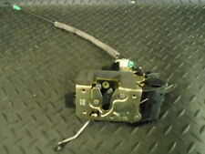 2002 JAGUAR X-TYPE 2.0 V6 PASSENGER REAR DOOR LOCK 1X43-26556-AH