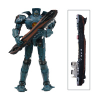 """7"""" Tall Gipsy Danger Pacific Rim Series 1 Action Figure Toy Collection Gift USA"""