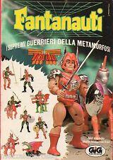 Pubblicità Advertising GIG FANTANAUTI 1985 Totila