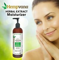 Hempvana herbal extract moisturizer 16 fl oz.