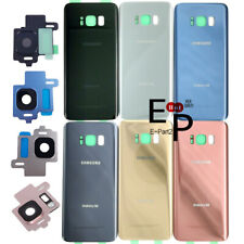 Battery Back Door Glass Cover Replacement For Samsung Galaxy S8 / Galaxy S8+