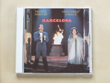 Freddie Mercury & Montserrat Caballe_ Barcelona_ CD_Popron (Czech Edition)