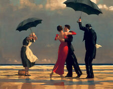 Jack Vettriano box canvas - The Singing Butler ***Free calendar or 6 Cards***