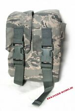 US Air Force Digital Tiger Strip Magazin Tasche M249 in ABU