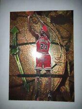 1997-98 Skybox Metal Universe Michael Jordan All-Millenium #5 of 20 am fleer