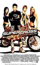 SUPERCROSS Movie POSTER 27x40 B Steve Howey Mike Vogel Sophia Bush Robert