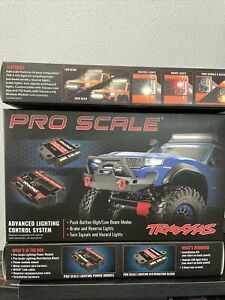 Traxxas 6591 Pro Scale Advanced Lighting Control System New