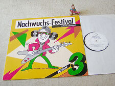 SÜDFUNK 3 NACHWUCHS-FESTIVAL 1983 GER LP METAL KRAUTROCK PEGASUS GRAVESTONE