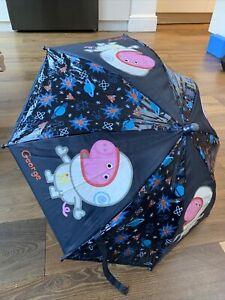 Peppa Pig George Kids Childrens Umbrella