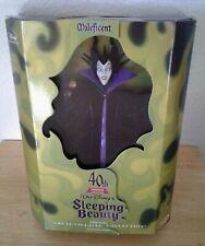 1998 40th Anniversary Walt Disney's Maleficent Barbie Great Villains Witch Doll